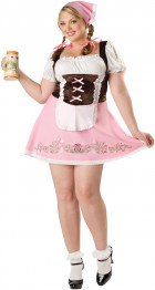 Fetching Fraulein Adult Plus Women's Costume_thumb.jpg