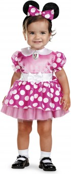 Mickey Mouse Clubhouse Pink Minnie Mouse Infant Girl's Costume_thumb.jpg