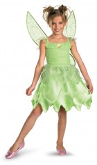 Tink and the Fairy Rescue Tinker Bell Classic Child Girl's Costume_thumb.jpg
