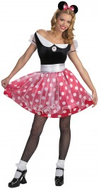Disney Minnie Mouse Adult Women's Costume_thumb.jpg