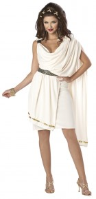 Deluxe Classic Toga (Female) Adult Women's Costume_thumb.jpg