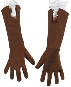 Captain America Child Heroes Gloves Costume Accessory Brown_thumb.jpg