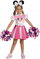 Mickey Mouse Clubhouse - Minnie Mouse Cheerleader Toddler / Child Girl's Costume_thumb.jpg