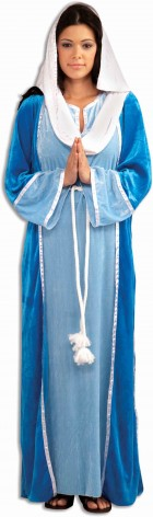 Mary Adult Women's Costume One Size_thumb.jpg