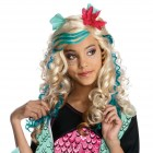 Monster High - Lagoona Blue Girl's Girl's Costume Wig (Child)_thumb.jpg