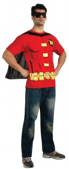 Robin (Male) T-Shirt Adult Costume Kit_thumb.jpg