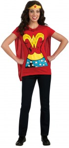 Wonder Woman T-Shirt Adult Women's Costume Kit_thumb.jpg