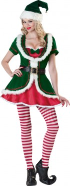 Santa's Helper Adult Womens Costume_thumb.jpg