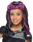 Ever After High - Raven Queen Girl's Costume Black/Purple Wig with Headpiece_thumb.jpg