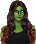 Guardians Of The Galaxy - Deluxe Gamora Adult Women's Costume Wig_thumb.jpg