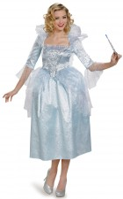Cinderella Movie: Fairy Godmother Deluxe Adult Costume_thumb.jpg