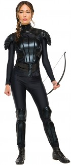 The Hunger Games Mockingjay Part 1 Deluxe Katniss Adult Costume_thumb.jpg