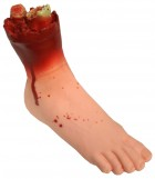 Right Foot Vinyl Horror Prop Haunted House Decoration_thumb.jpg