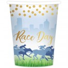 Melbourne Cup Race Day 266ml Paper Cups Pack of 8_thumb.jpg