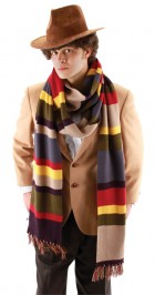 Doctor Who - 4th Doctor Deluxe Adult Long Striped Scarf_thumb.jpg