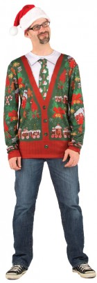 Ugly Christmas Sweaters And Shirts Buy Online Costumes New Zealand