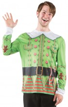 Ugly Sweater Christmas Elf Shirt Adult_thumb.jpg