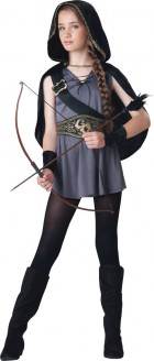 Hooded Child Huntress Girls Costume_thumb.jpg