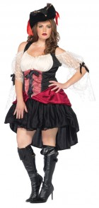 Wicked Wench Peasant Dress Adult Plus Women's Costume_thumb.jpg