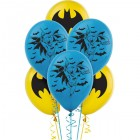 Batman Latex Balloons Pack of 6_thumb.jpg