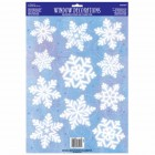Snowflake Vinyl Window Decorations Pack of 11_thumb.jpg