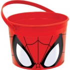 Spider-Man Plastic Favor Container_thumb.jpg
