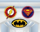 Justice League Honeycomb Hanging Decorations Pack of 3_thumb.jpg