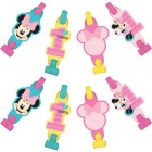 Minnie Mouse Fun to Be One 1st Birthday Cardboard Blowouts Pack of 8_thumb.jpg