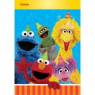 Sesame Street Group Plastic Loot Bags Pack of 8_thumb.jpg