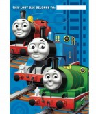 Thomas the Tank Engine & Friends Plastic Loot Bags Pack of 8_thumb.jpg