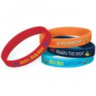 Jake and the Neverland Pirates Rubber Bracelet Favors Pack of 4_thumb.jpg