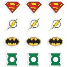 Justice League Eraser Favors Value Pack of 12_thumb.jpg