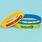 Avengers Epic Rubber Bracelet Favors Pack of 6_thumb.jpg