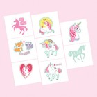 Magical Unicorn Tattoos Pack of 8_thumb.jpg