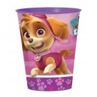 Paw Patrol Girls Plastic Souvenir Favor Cup 473ml_thumb.jpg