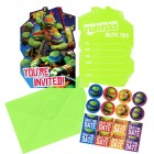 Teenage Mutant Ninja Turtles Invitations Pack of 8_thumb.jpg