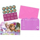 Frozen Party Invitations & Envelopes Pack of 8_thumb.jpg