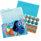Finding Dory Invitations & Envelopes Pack of 8_thumb.jpg
