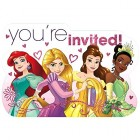 Disney Princesses You're Invited Invitations Pack of 8_thumb.jpg