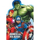 Avengers Epic Invitations With Envelopes Pack of 8_thumb.jpg