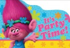 Trolls It's Party Time Invitations Pack of 8_thumb.jpg