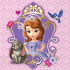 Sofia the First 2 Ply Beverage Napkins Pack of 16_thumb.jpg