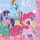 My Little Pony 2 Ply Lunch Napkins Pack of 16_thumb.jpg