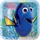 Finding Dory Square Paper Luncheon Plates 18cm Pack of 8_thumb.jpg