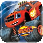 Blaze and the Monster Machines Paper Dinner Plates Pack of 8_thumb.jpg
