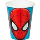 Spider-Man Paper Cups 266ml Pack of 8_thumb.jpg