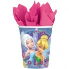 Tinker Bell Best Friends Paper Cups 266ml Pack of 8_thumb.jpg