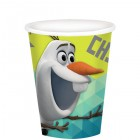 Frozen Olaf Chillin' Paper Cups 266ml Pack of 8_thumb.jpg