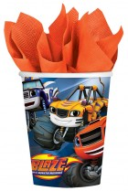 Blaze and the Monster Machines Paper Cups Pack of 8_thumb.jpg