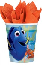 Finding Dory Paper Cups 266ml Pack of 8_thumb.jpg